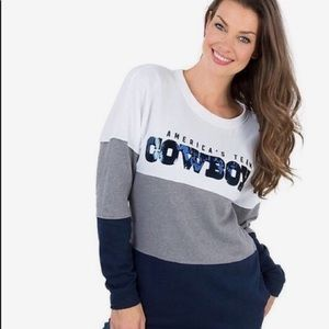 Victoria's Secret Dallas Cowboys Sweater